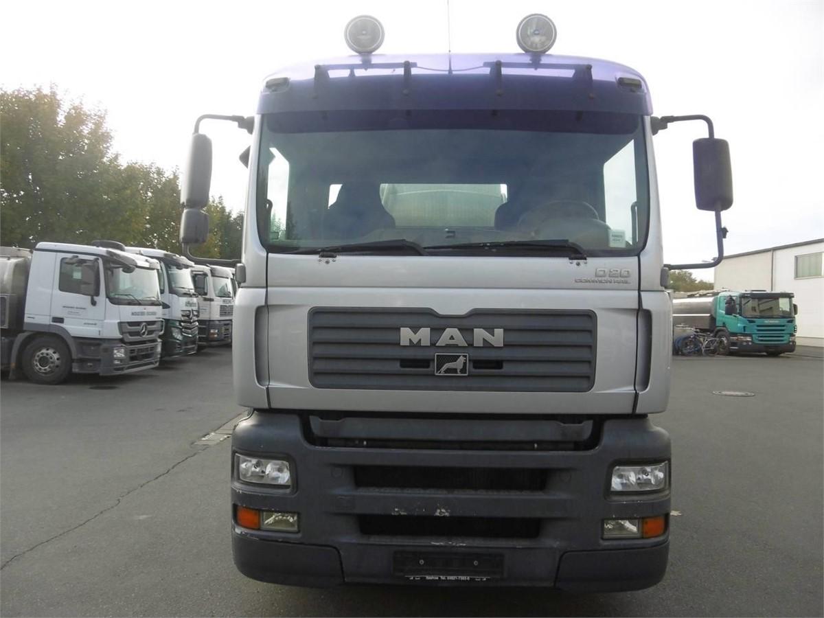 MAN TGS26.350