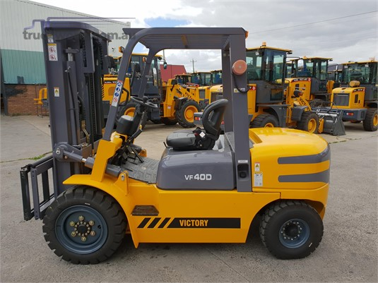 0 Victory Equipment VF40D Forklifts for Sale