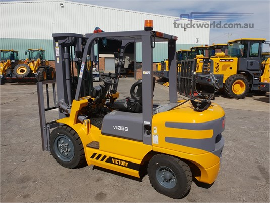 0 Victory Equipment VF35G Forklifts for Sale