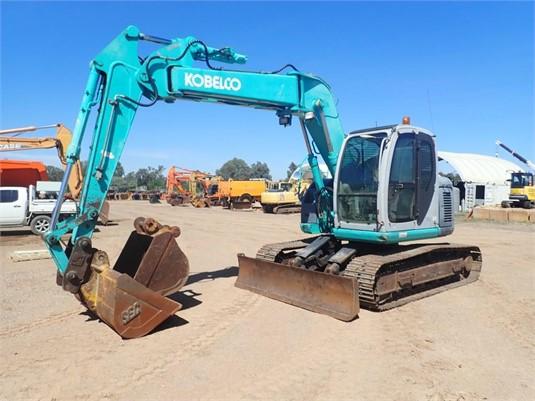 2007 Kobelco SK135SR-1E - Heavy Machinery for Sale
