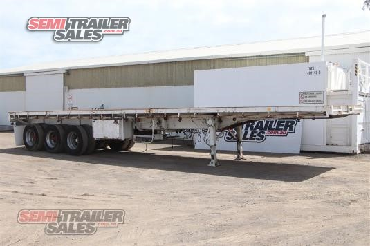 0 Freighter Extendable Flat Top Trailer Semi Trailer Sales - Trailers for Sale