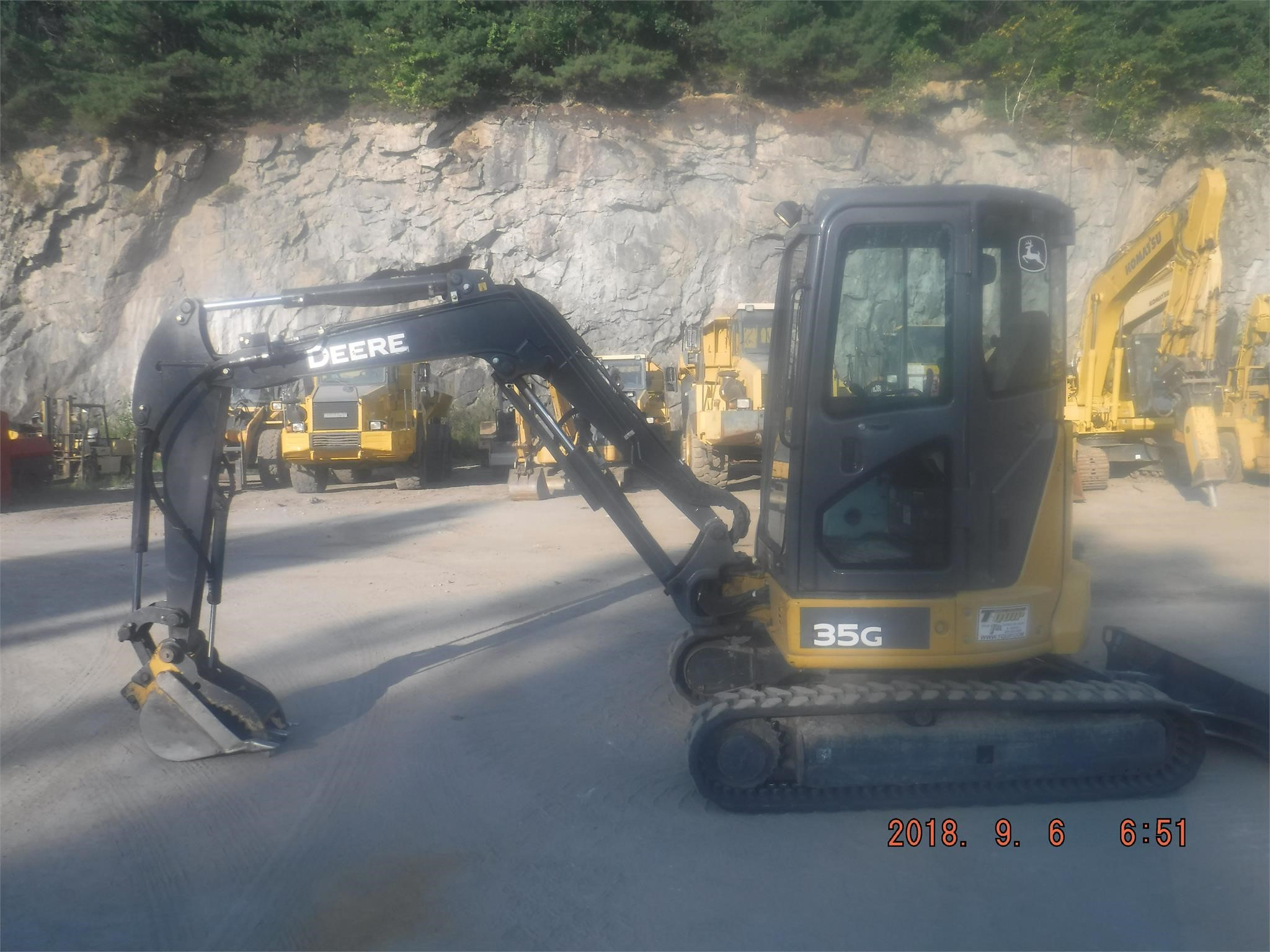 All John Deere Compact Excavators for Sale | CEG