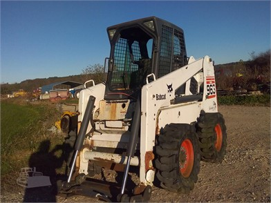 BOBCAT 963 Auction Results - 27 Listings   MachineryTrader com