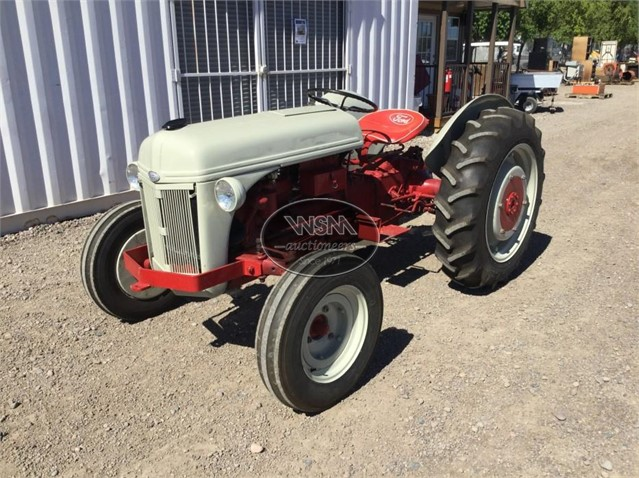 9n Ford Tractor >> 1939 Ford 9n