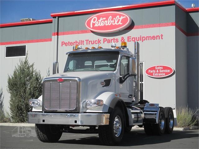2020 PETERBILT 567 For Sale In Sparks, Nevada | TruckPaper com
