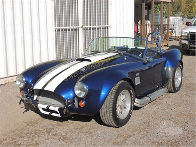 Ford Convertibles Cars Auction Results - 8 Listings