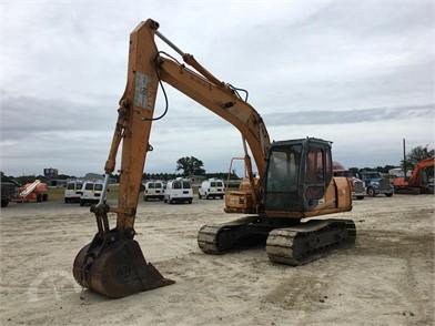 CASE Crawler Excavators Auction Results - 48 Listings