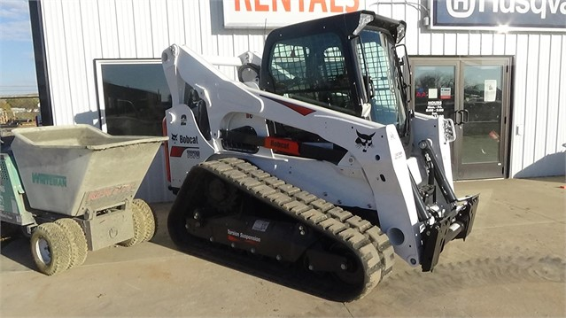 2019 BOBCAT T870 For Sale In Miles City, Montana | MachineryTrader com