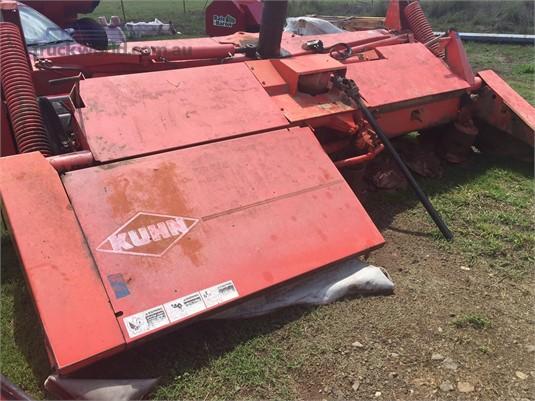0 Kuhn FC4000RG Farm Machinery for Sale
