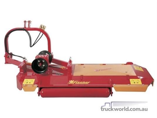 2019 Fischer SLF2 140 Farm Machinery for Sale