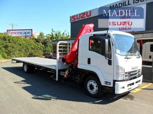 2018 Isuzu FSR 140/120 260 XLWB - Trucks for Sale