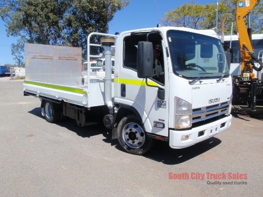 2015 Isuzu NPR 400 Medium South City Truck Sales - Trucks for Sale