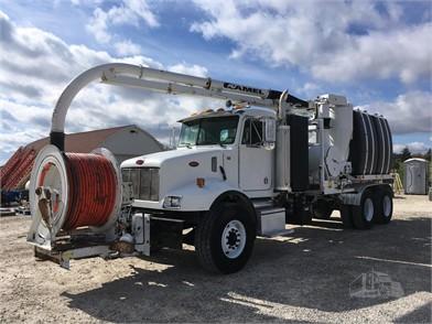 PETERBILT 330 Sewer Rodder / Septic For Sale In Brownsville