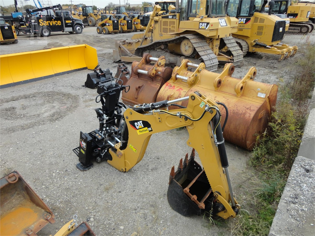 CAT BH150 Backhoes For Sale In Elmhurst, Illinois