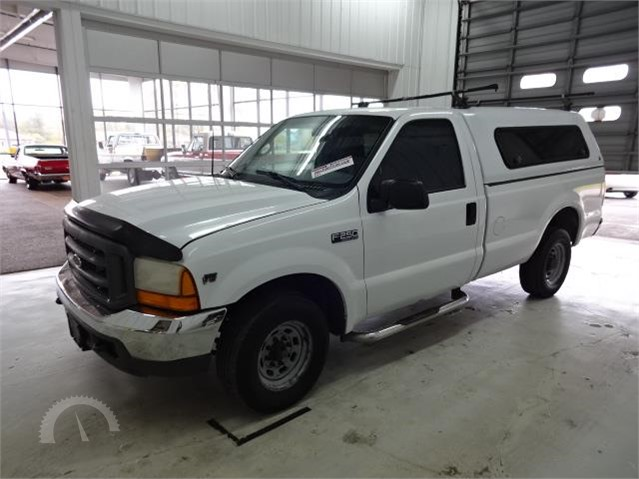 Lot # 3119 - 2000 FORD F250 SD