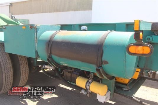 1998 Multiquip 34FT Tipping Skel Semi Trailer Semi Trailer Sales - Trailers for Sale