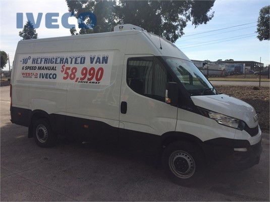 2016 Iveco Daily 35s13 Iveco Trucks Sales - Light Commercial for Sale