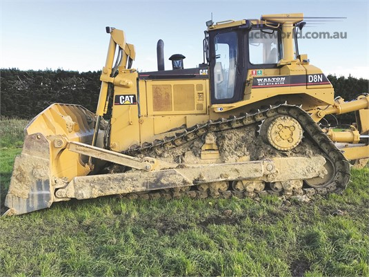 0 Caterpillar D8N - Heavy Machinery for Sale