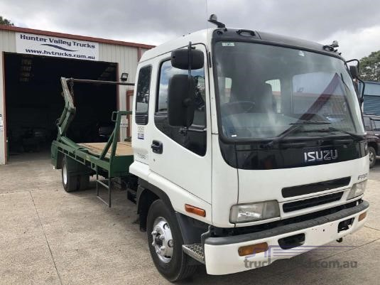 2002 Isuzu FRR 550 - Truckworld.com.au - Trucks for Sale