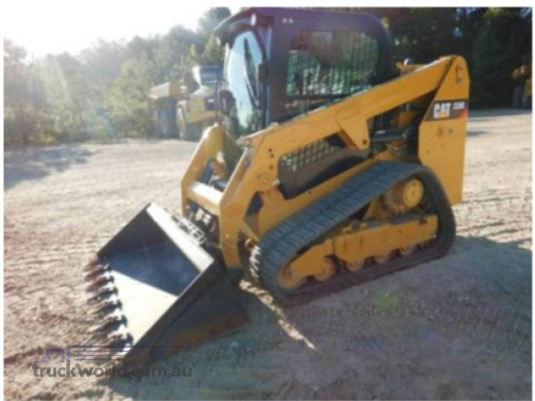 2015 Caterpillar 239D Heavy Machinery for Sale