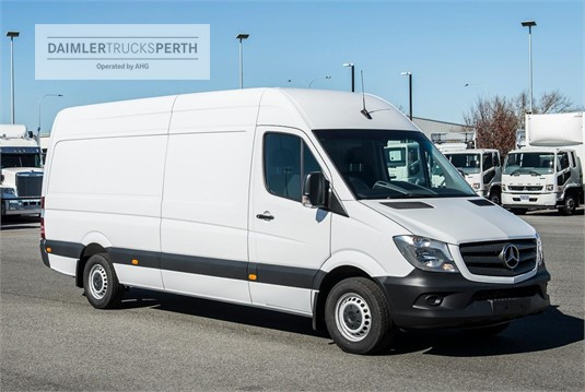 0 Mercedes Benz Sprinter 313 Daimler Trucks Perth - Light Commercial for Sale