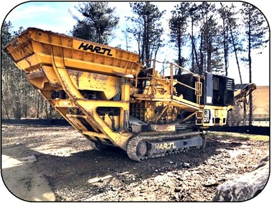 HARTL Crusher Aggregate Equipment For Sale - 12 Listings
