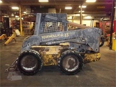 NEW HOLLAND LS190 Dismantled Machines - 5 Listings