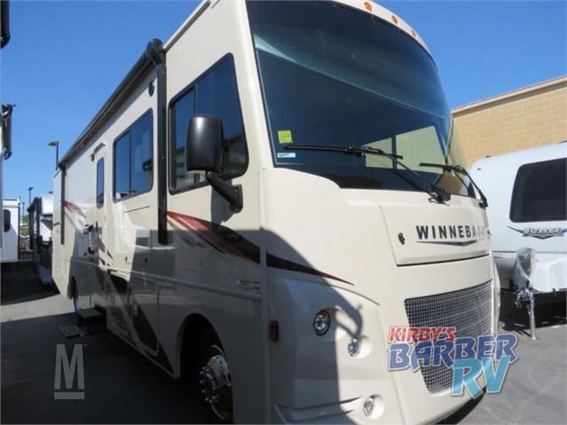 2019 WINNEBAGO VISTA 31BE For Sale In Ventura, California
