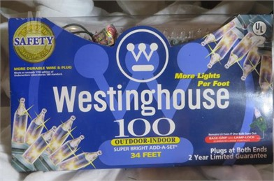 77752f8e652 Westinghouse Lighting Auction Results - 5 Listings | MarketBook.bz ...