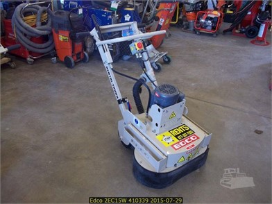 EDCO Asphalt / Pavers / Concrete Equipment For Sale - 37