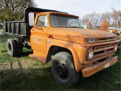 CHEVROLET Dump Trucks Auction Results - 22 Listings