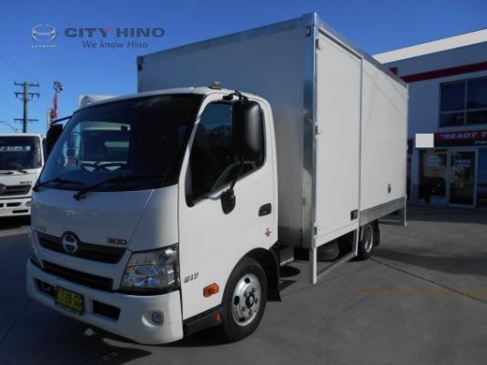 2016 Hino 300 Series 617 Medium City Hino - Trucks for Sale