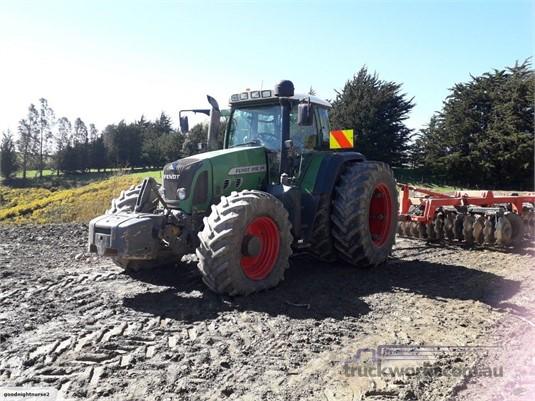 2011 Fendt 818 - Truckworld.com.au - Farm Machinery for Sale