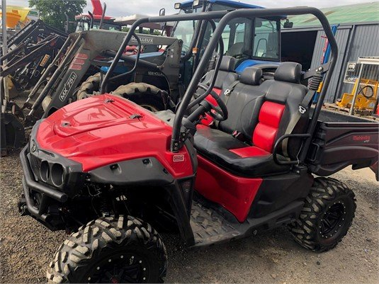 2016 MAHINDRA Mpact Xtv 750B - Farm Machinery for Sale