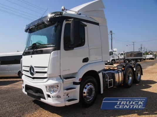 2018 Mercedes Benz Actros 2646 Murwillumbah Truck Centre - Trucks for Sale