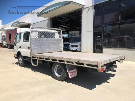 2008 Hino 300 Series 616 Crew Auto - Truckworld.com.au - Trucks for Sale