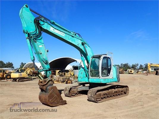 2003 Kobelco SK235SR - Heavy Machinery for Sale