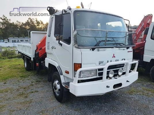 2007 Mitsubishi FK600 - Truckworld.com.au - Trucks for Sale