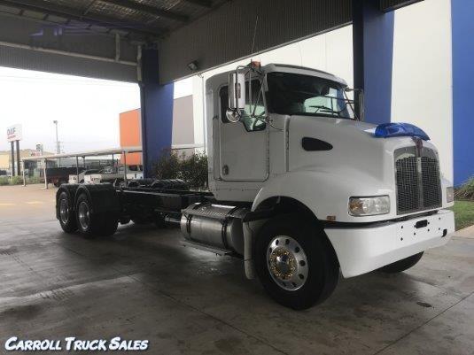 2006 Kenworth T350 Carroll Truck Sales Queensland - Trucks for Sale