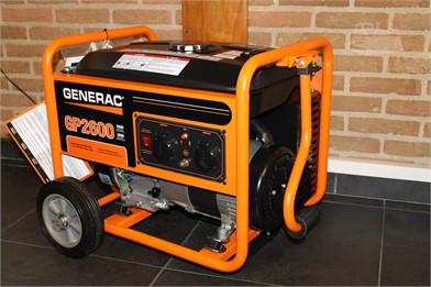 GENERAC Generators Power Systems For Sale - 187 Listings