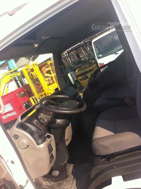 Nissan CABSTAR 35.11 Usato 2011