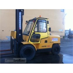 HYSTER H5.00XL  Usato