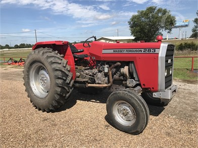 MASSEY-FERGUSON 40 HP To 99 HP Tractors Auction Results - 337