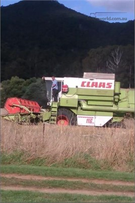 1985 Claas Commander 116C - Farm Machinery for Sale