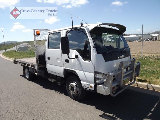 2006 Isuzu NPR400 Cross Country Trucks Pty Ltd - Trucks for Sale