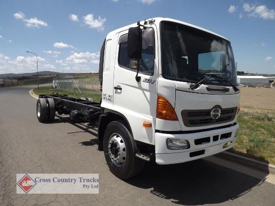 2006 Hino GH Cross Country Trucks Pty Ltd - Trucks for Sale