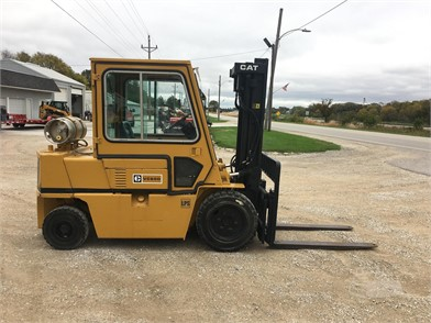 CATERPILLAR V60 Auction Results - 31 Listings