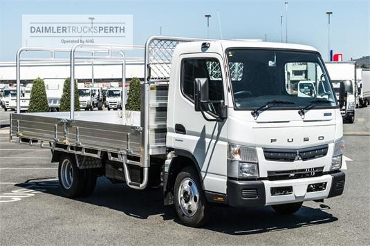 2017 Fuso Canter 515 Wide FEB21ER4SFAC Daimler Trucks Perth - Trucks for Sale