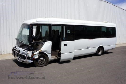 2011 Mitsubishi Rosa Deluxe - Buses for Sale