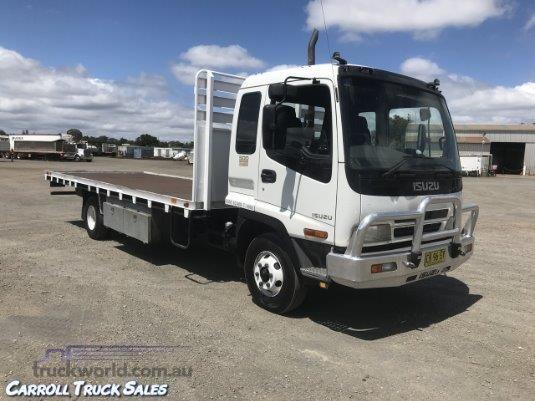 2003 Isuzu FRR 500 Carroll Truck Sales Queensland - Trucks for Sale